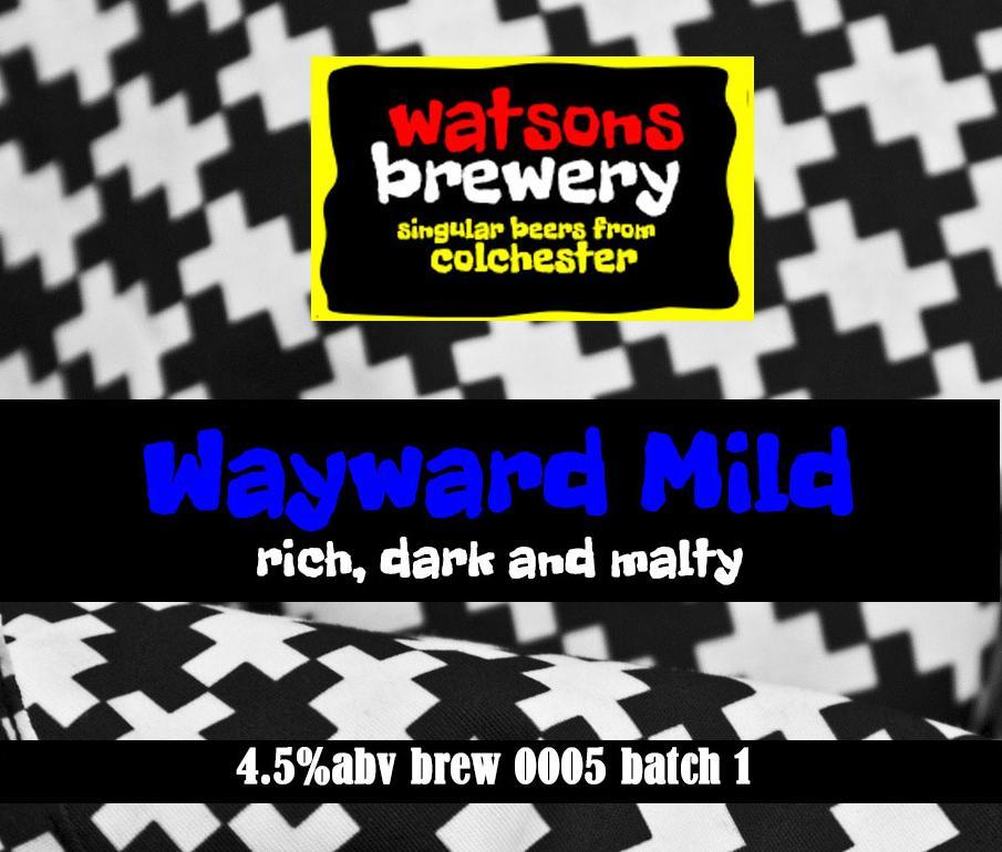 Brew 5 : Wayward Mild