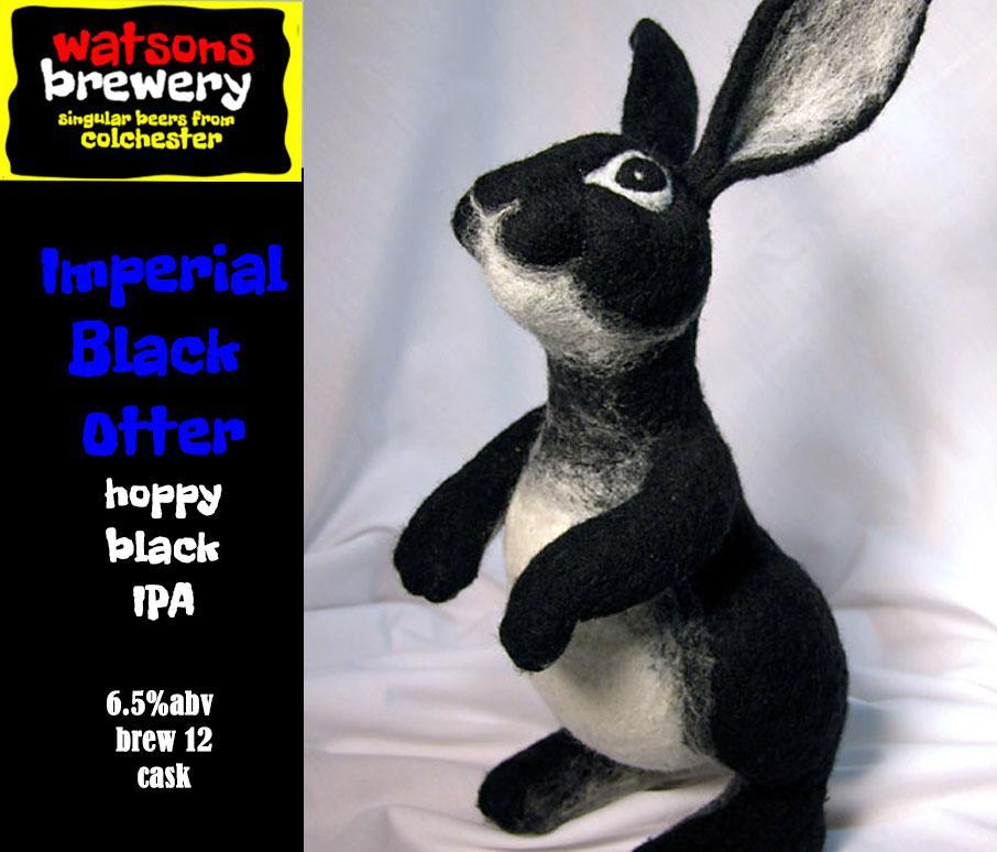 Brew 12 : Imperial Black Otter