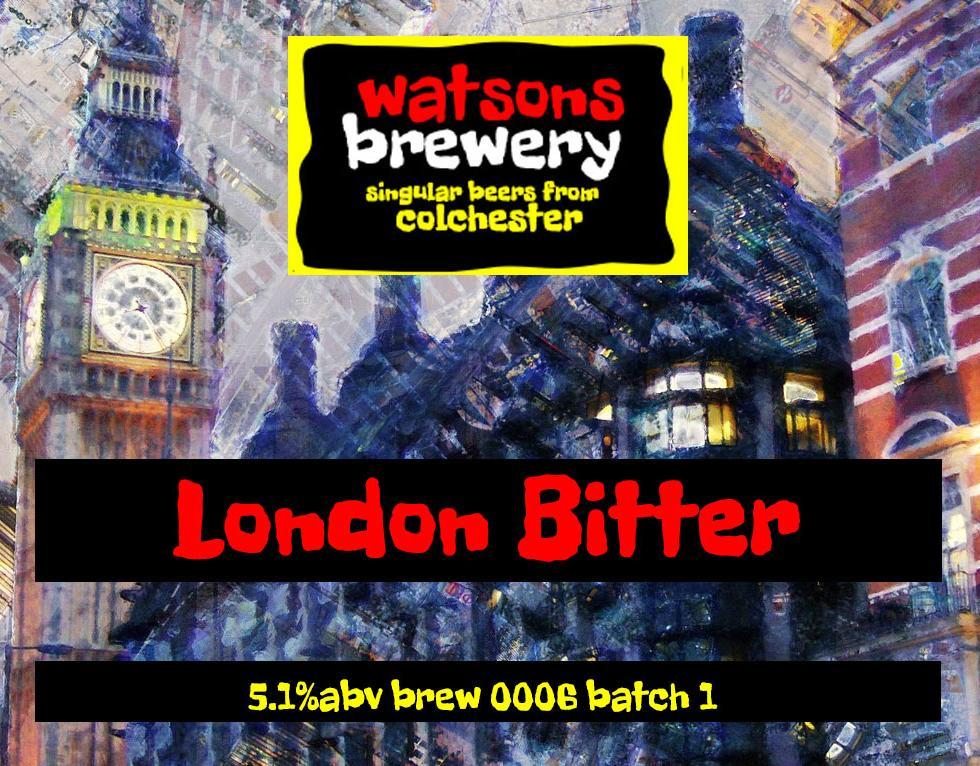Brew 6 : London Bitter