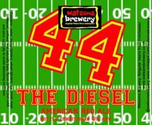 Brew 16 : The Diesel