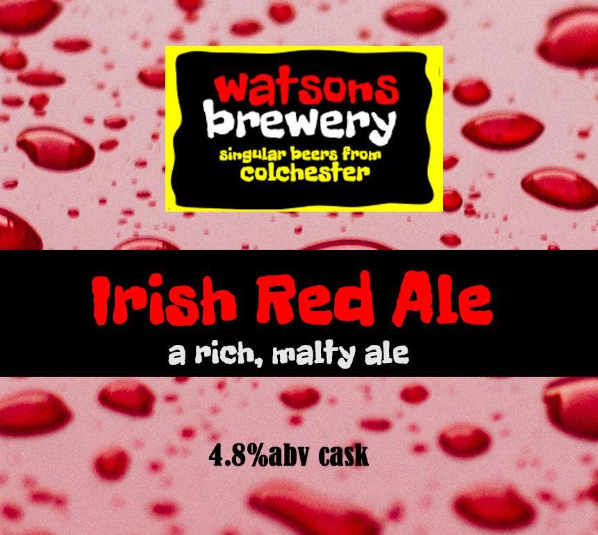 Brew 13 : Irish Red Ale