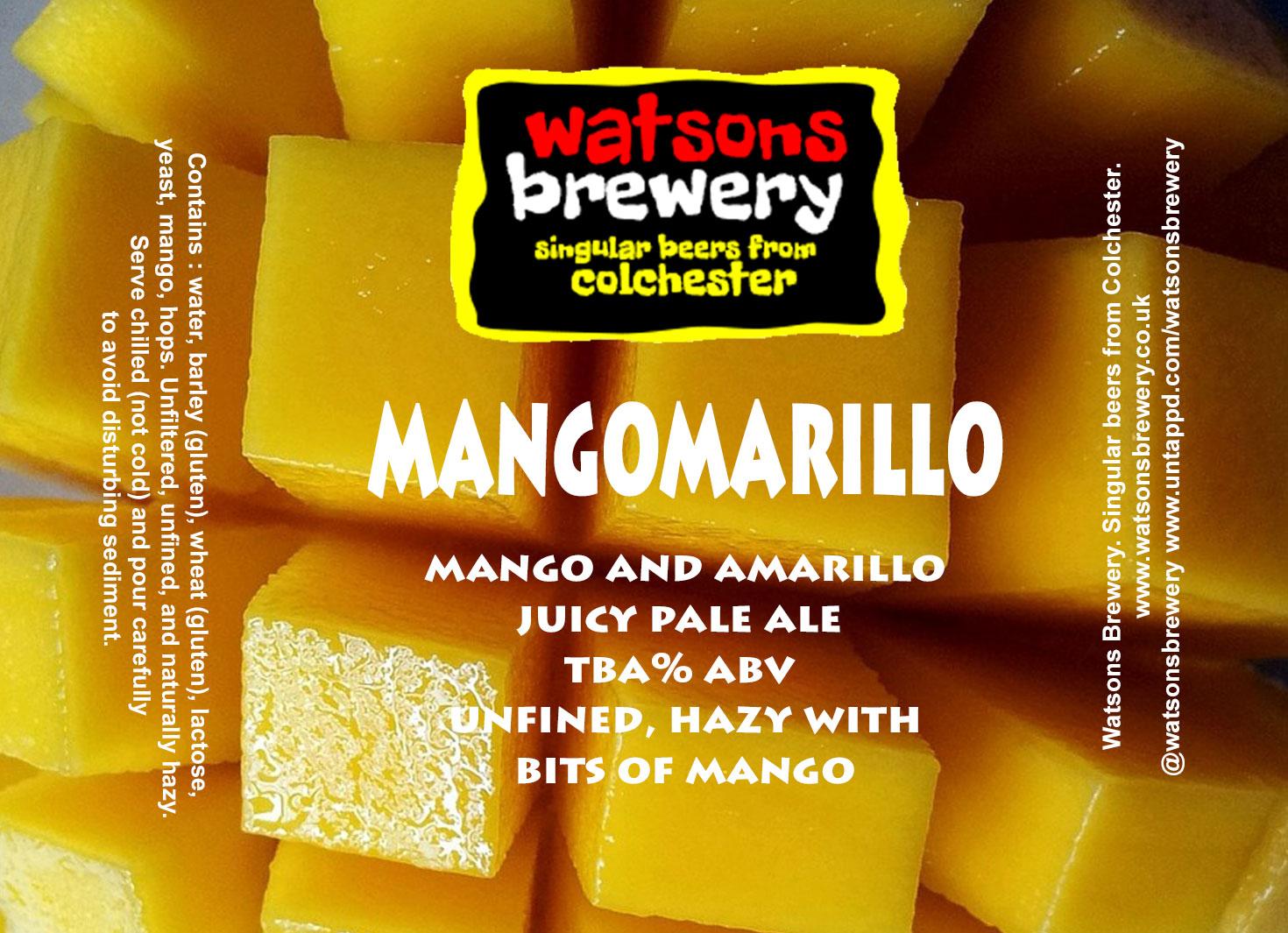 Brew 17 : Mangomarillo