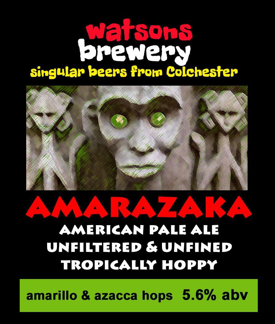 Brew 28 : Amarazaka