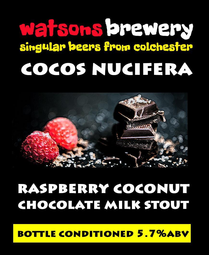 Brew 49 : Cocos Nucifera