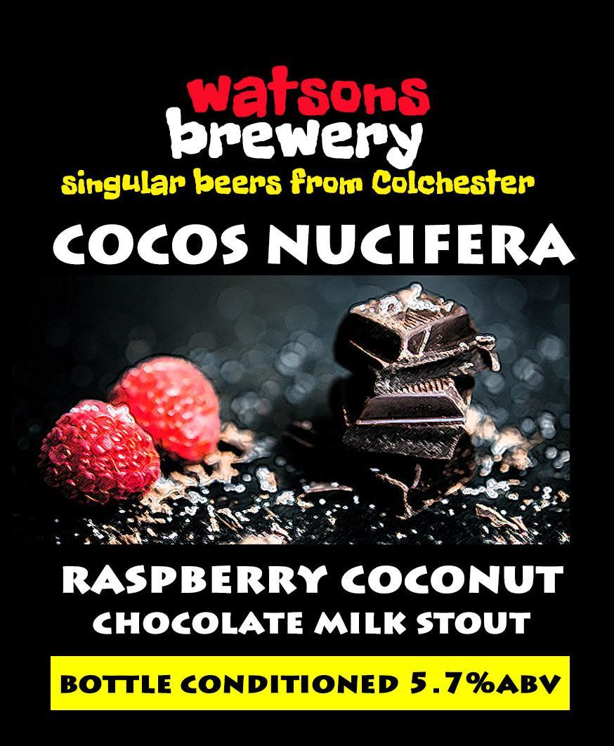 Brew 40 : Cocos Nucifera