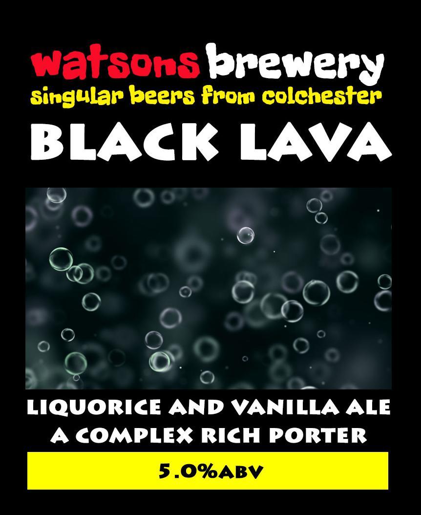 Brew 42 : Black Lava