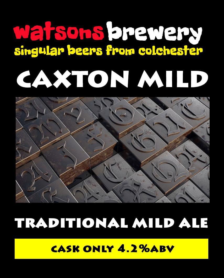 Brew 44 : Caxton Mild