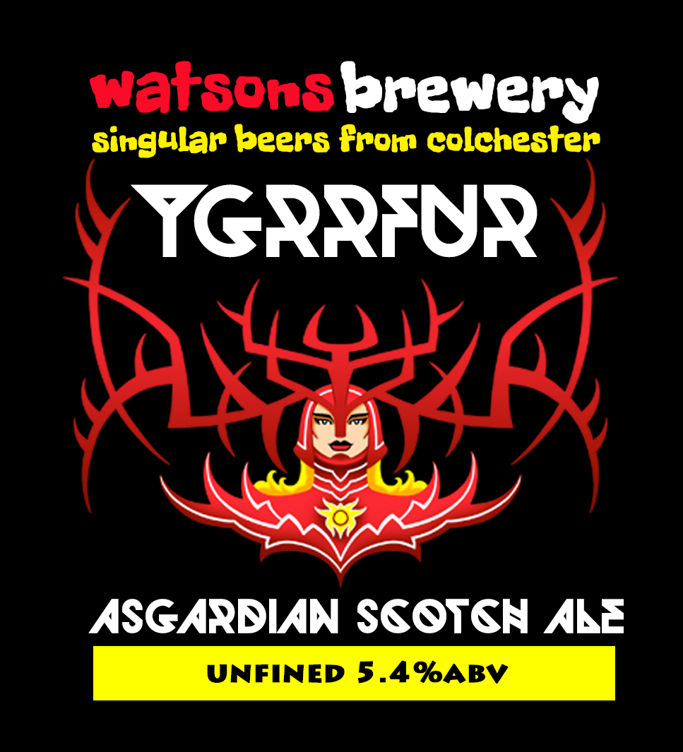 Brew 43 : Ygrrfur