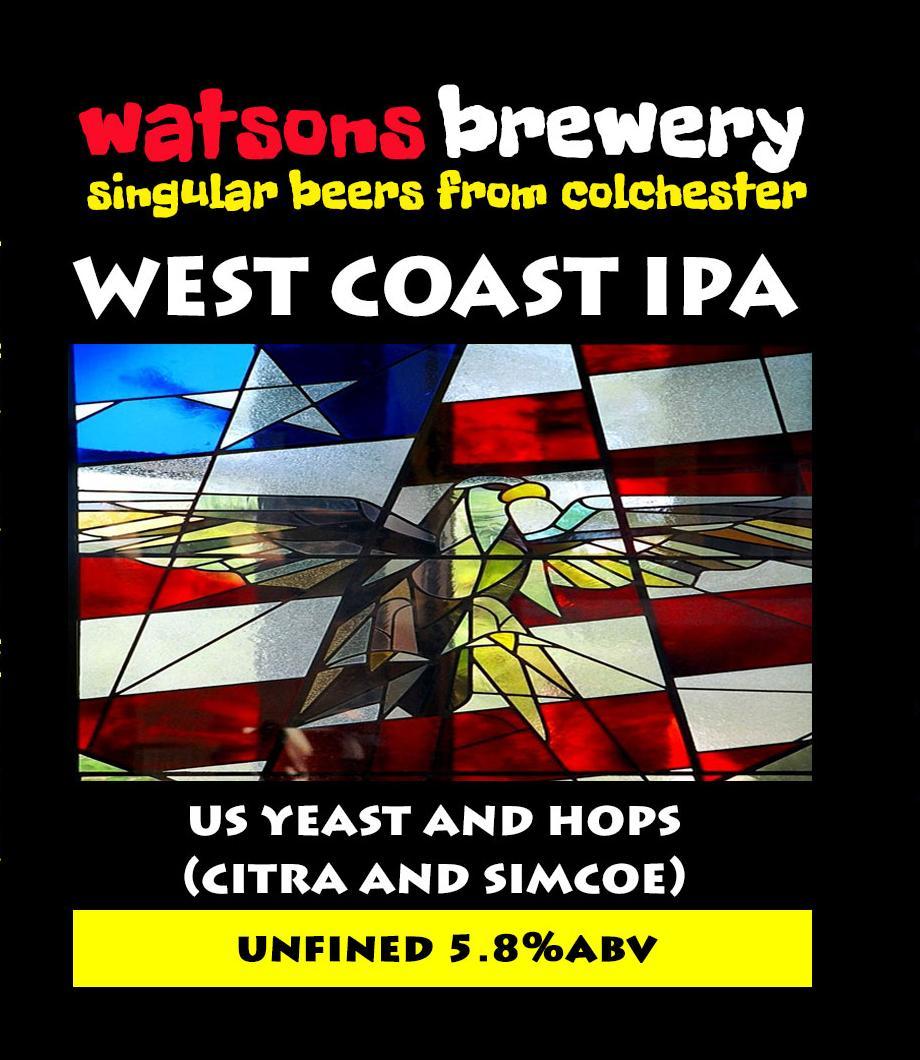 Brew 46 : West Coast IPA