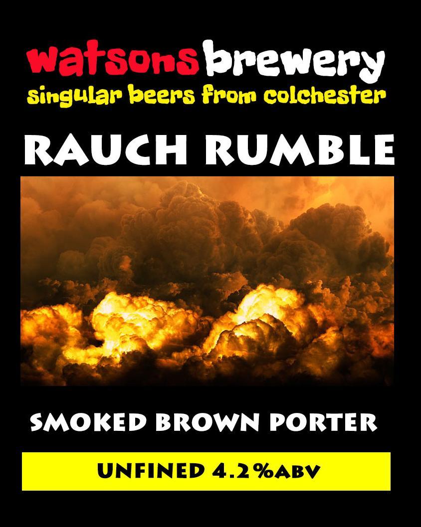 Brew 48 : Rauch Rumble