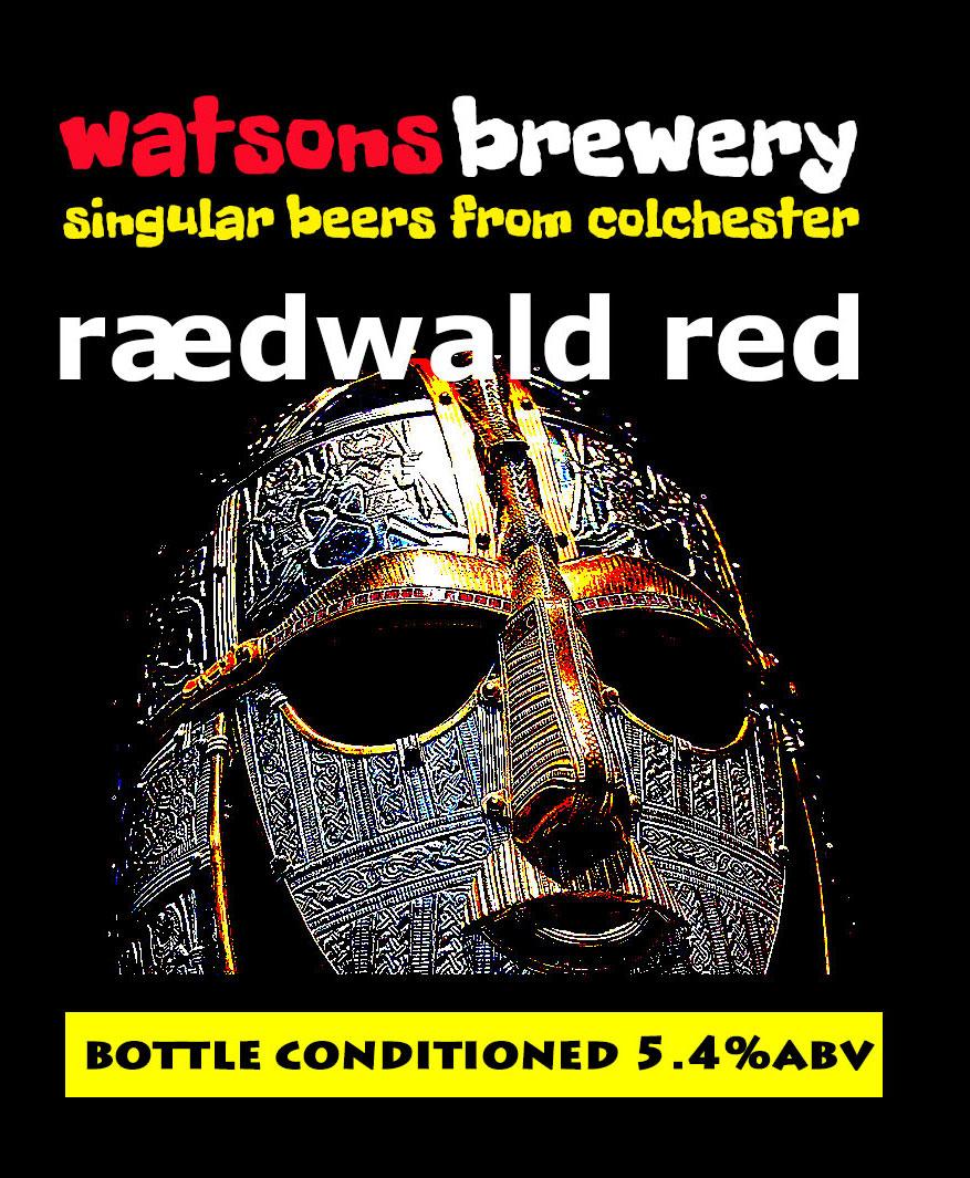 Brew 50 : Raedwald Red