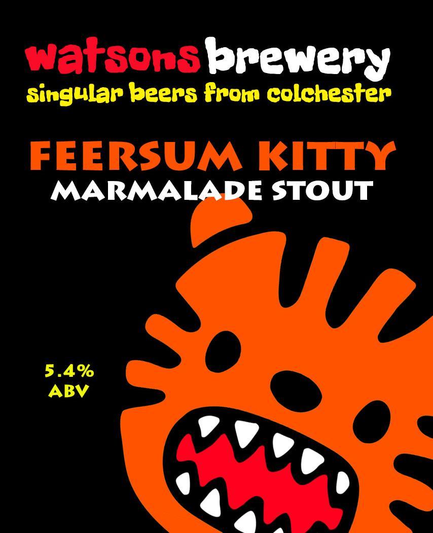 Brew 52 : Feersum Kitty