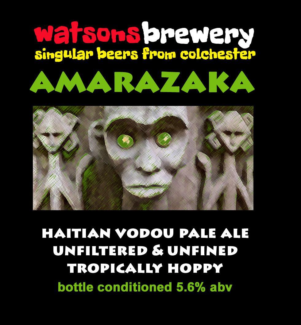 Brew 54 : Amarazaka