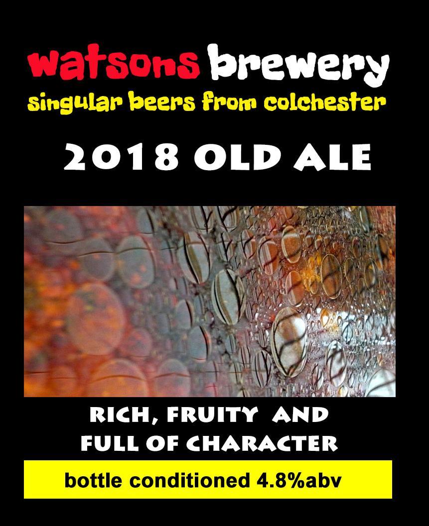 Brew 55 : 2018 Old Ale