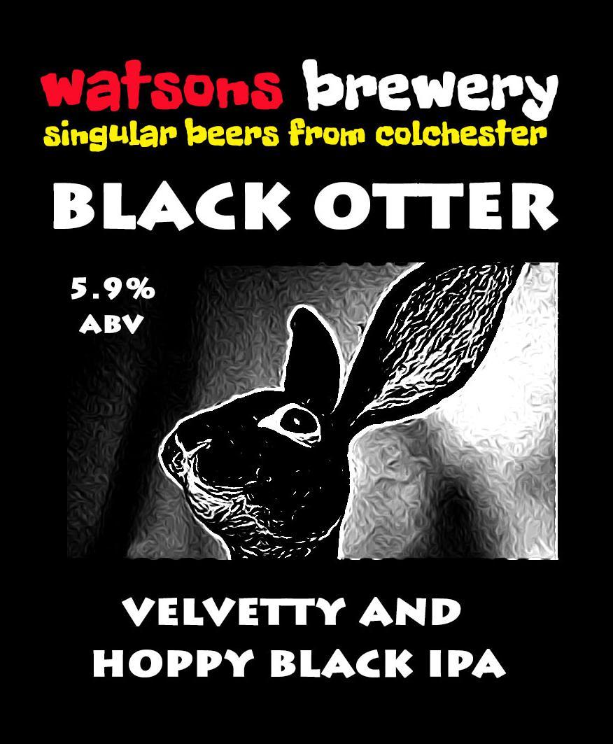 Brew 58 : Black Otter