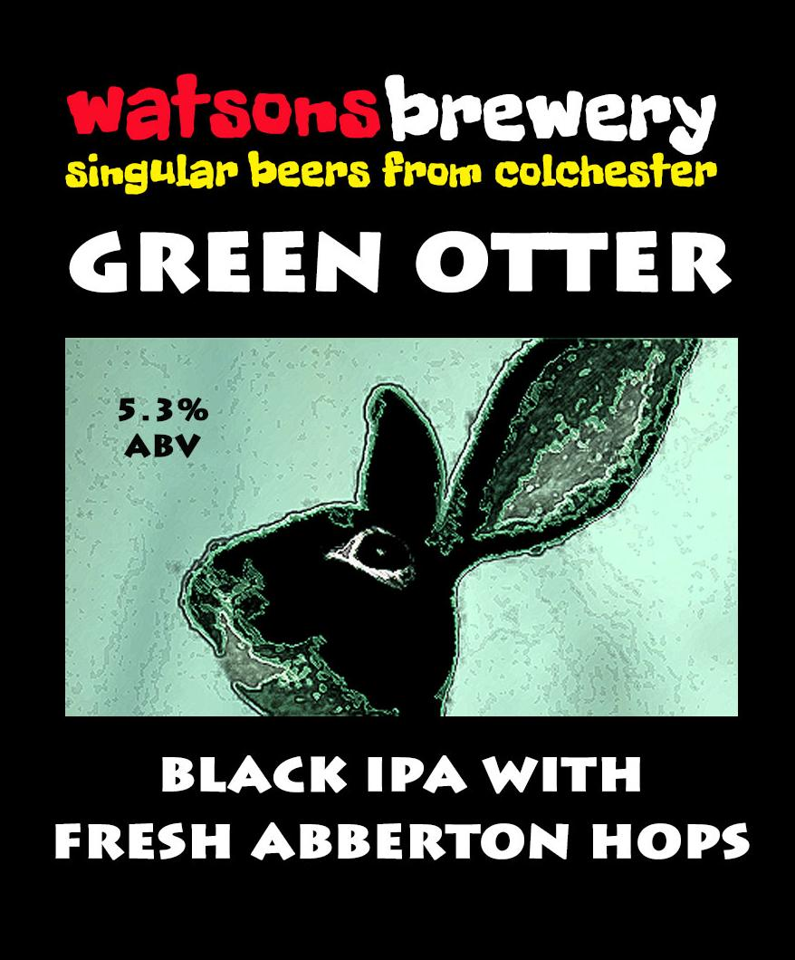Brew 56 : Green Otter