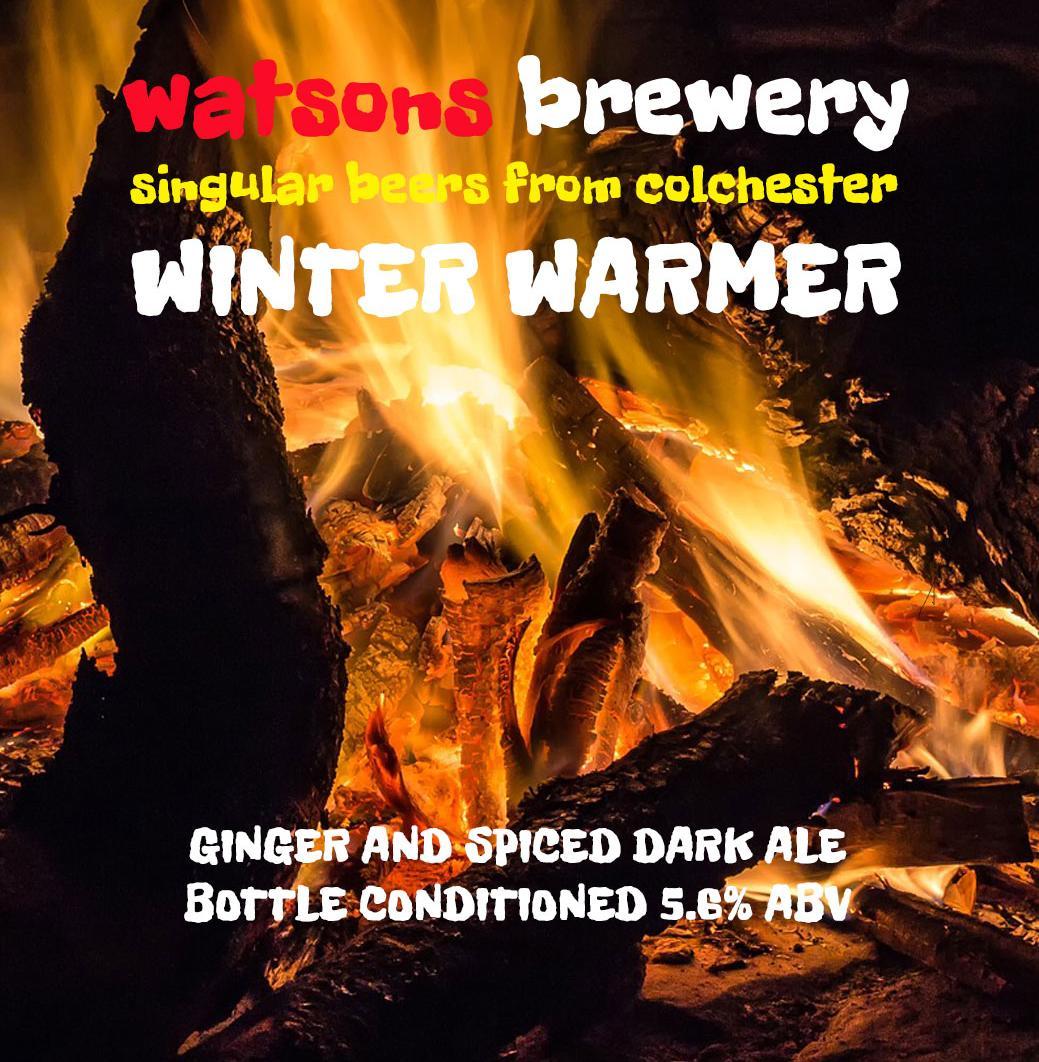 Brew 57 : Winter Warmer