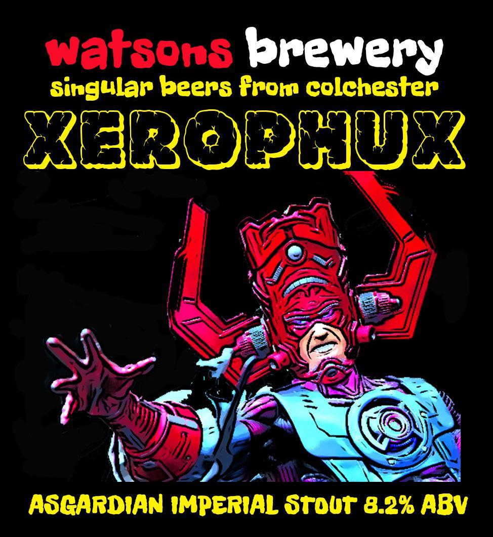 Brew 59 : XEROPHUX