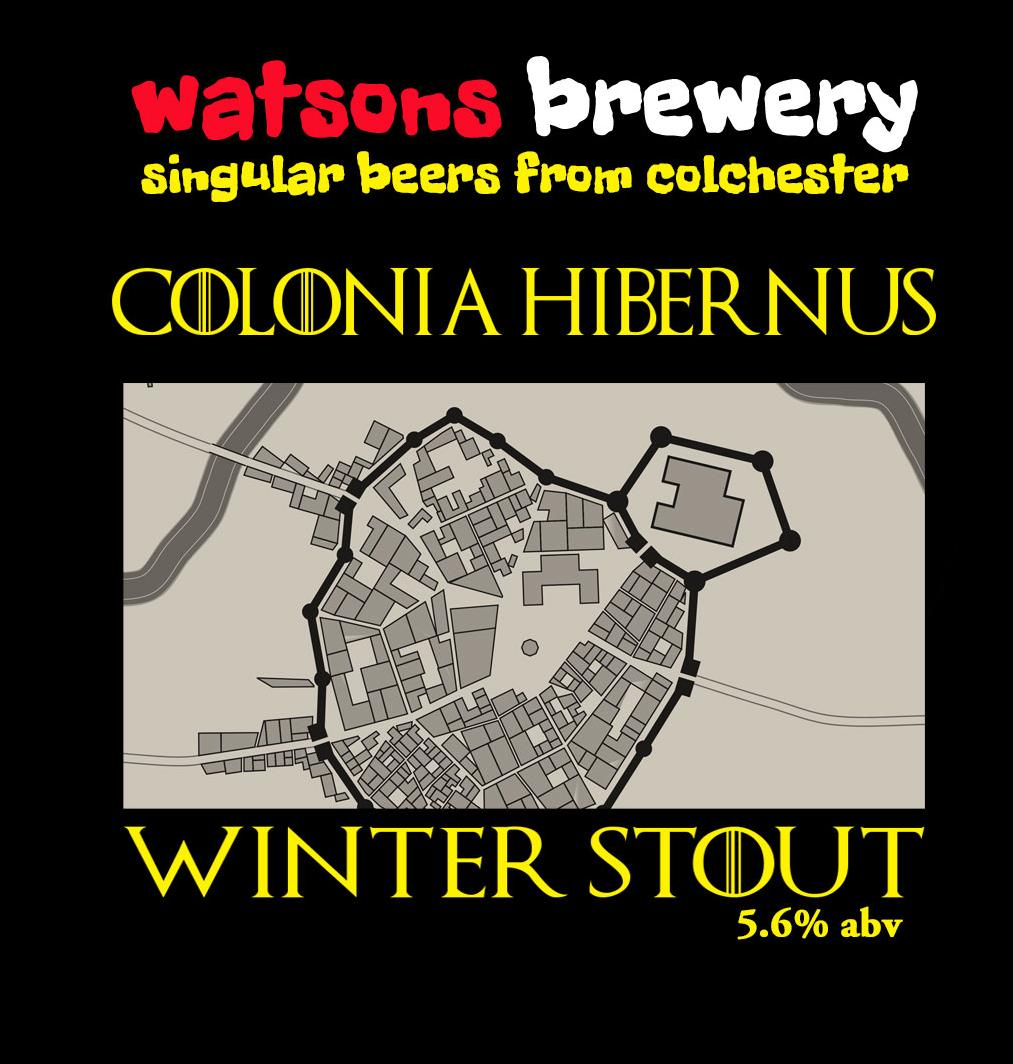 Brew 60 : Colonia Hibernus
