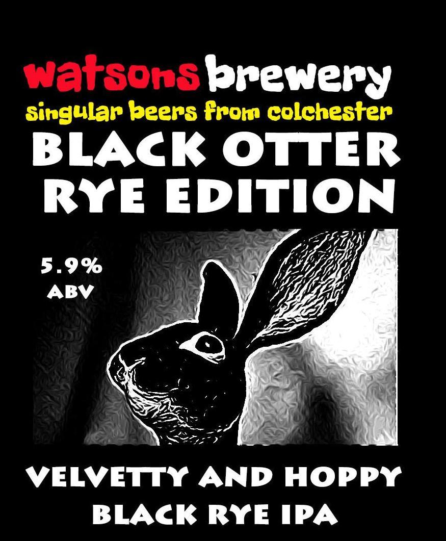 Brew 66 : Black Otter Rye Edition
