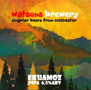 Brew 75 : Ekuamoz