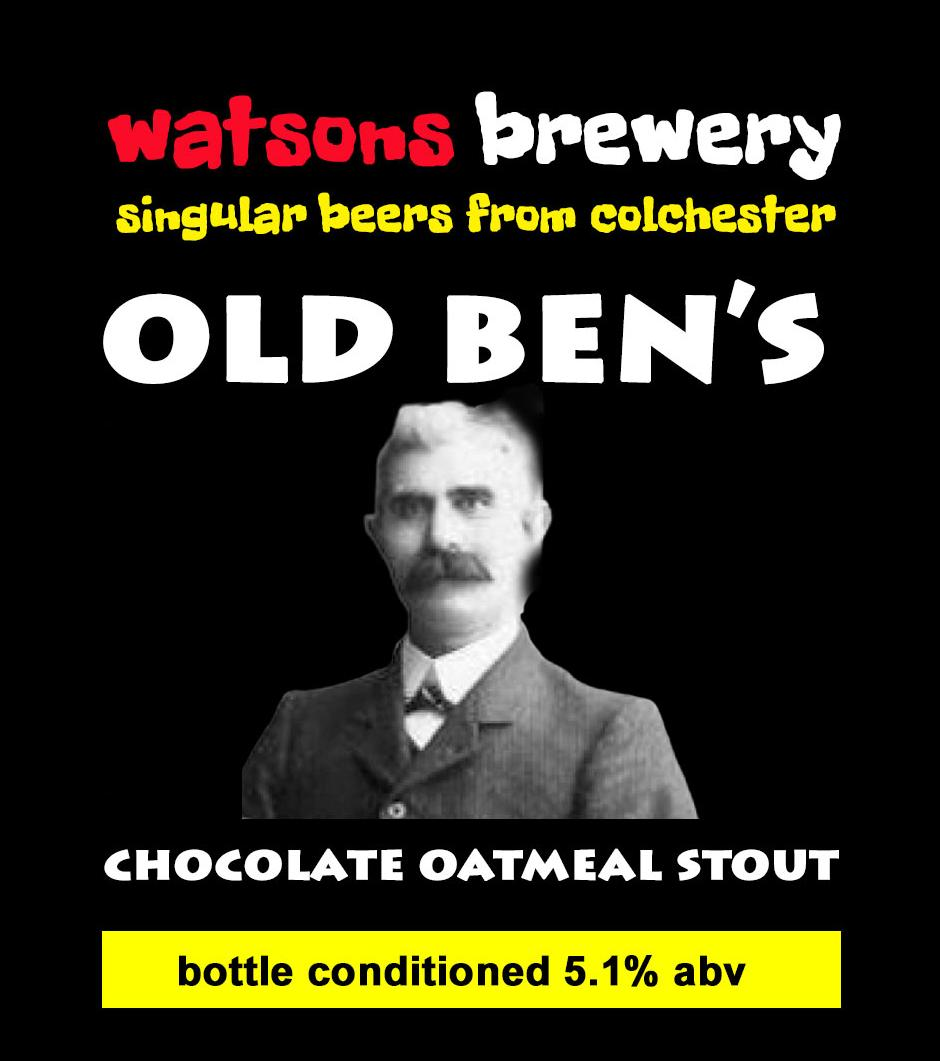 Brew 70 : Old Ben's Chocolate Oatmeal Stout