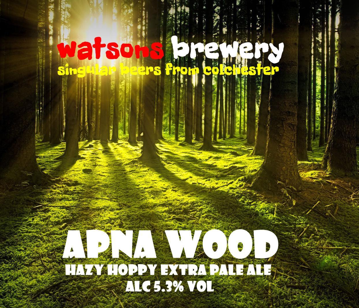 Brew 73 : Apna Wood