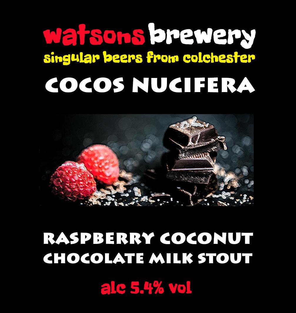 Brew 74 : Cocos Nucifera
