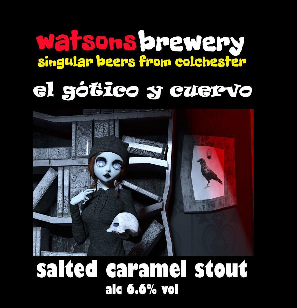 Brew 76 : el gotico y cuervo