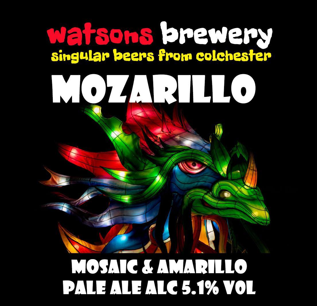 Brew 80 : Mozarillo