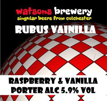 Brew 79 : Rubus Vainilla