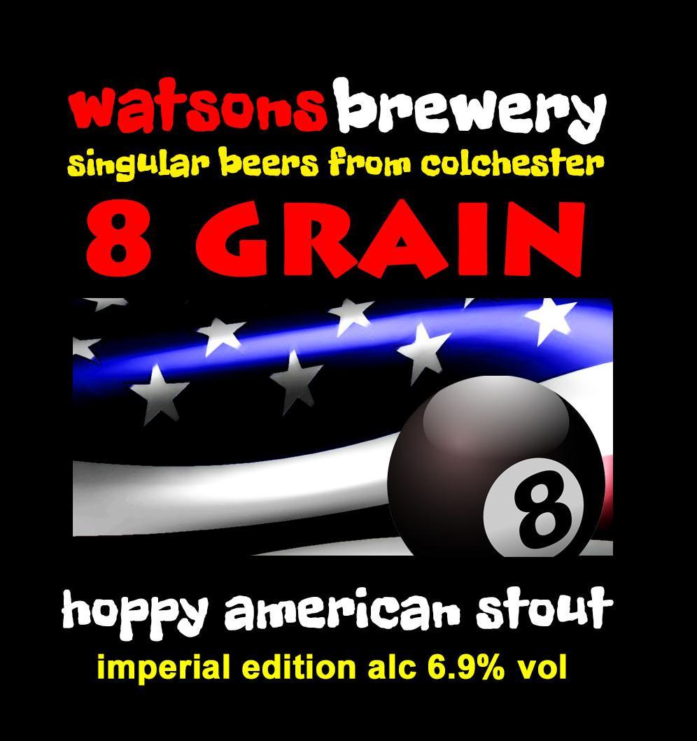 Brew 82 : 8 Grain (Imperial Edition)