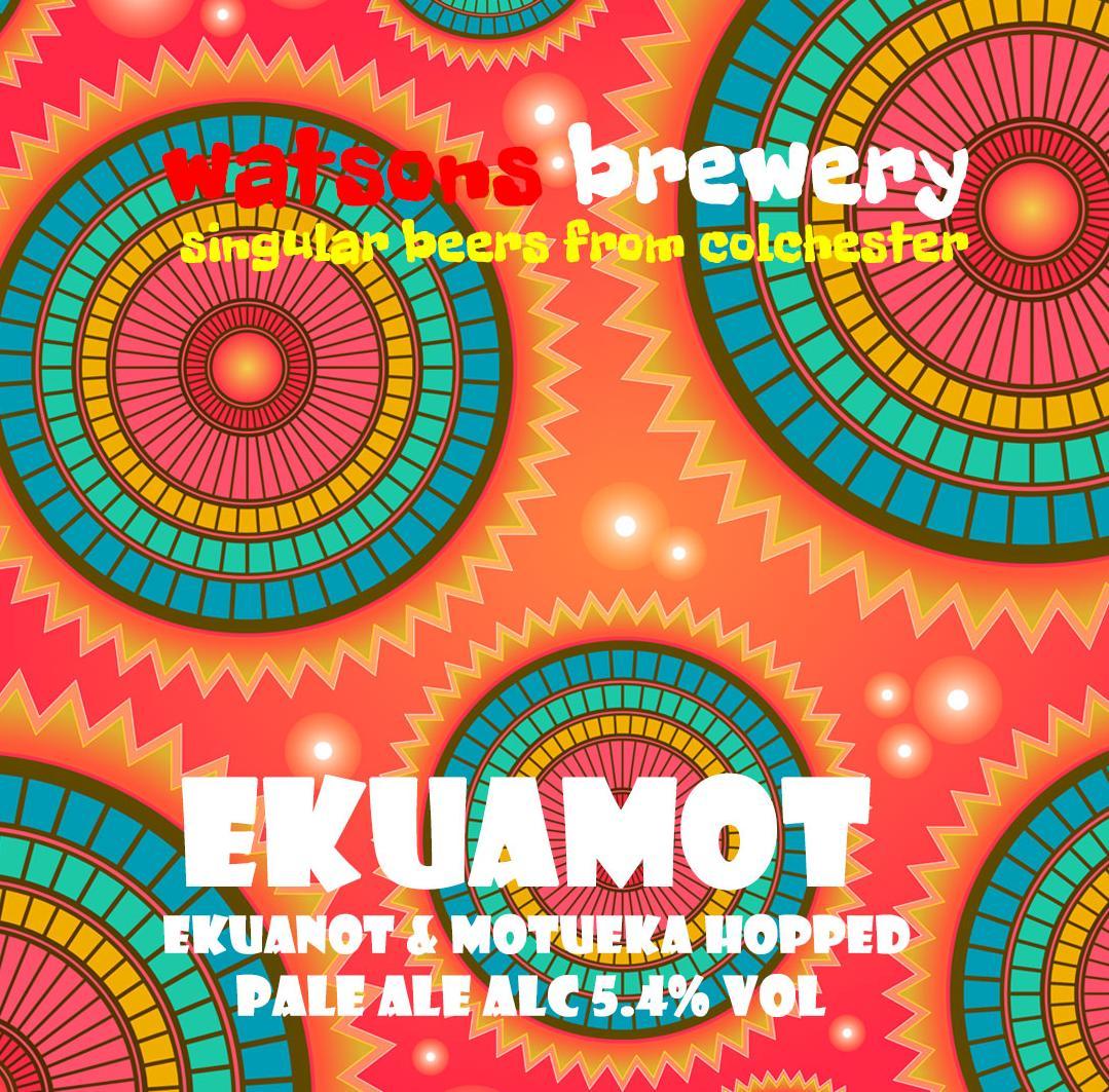 Brew 84 : Ekuamot