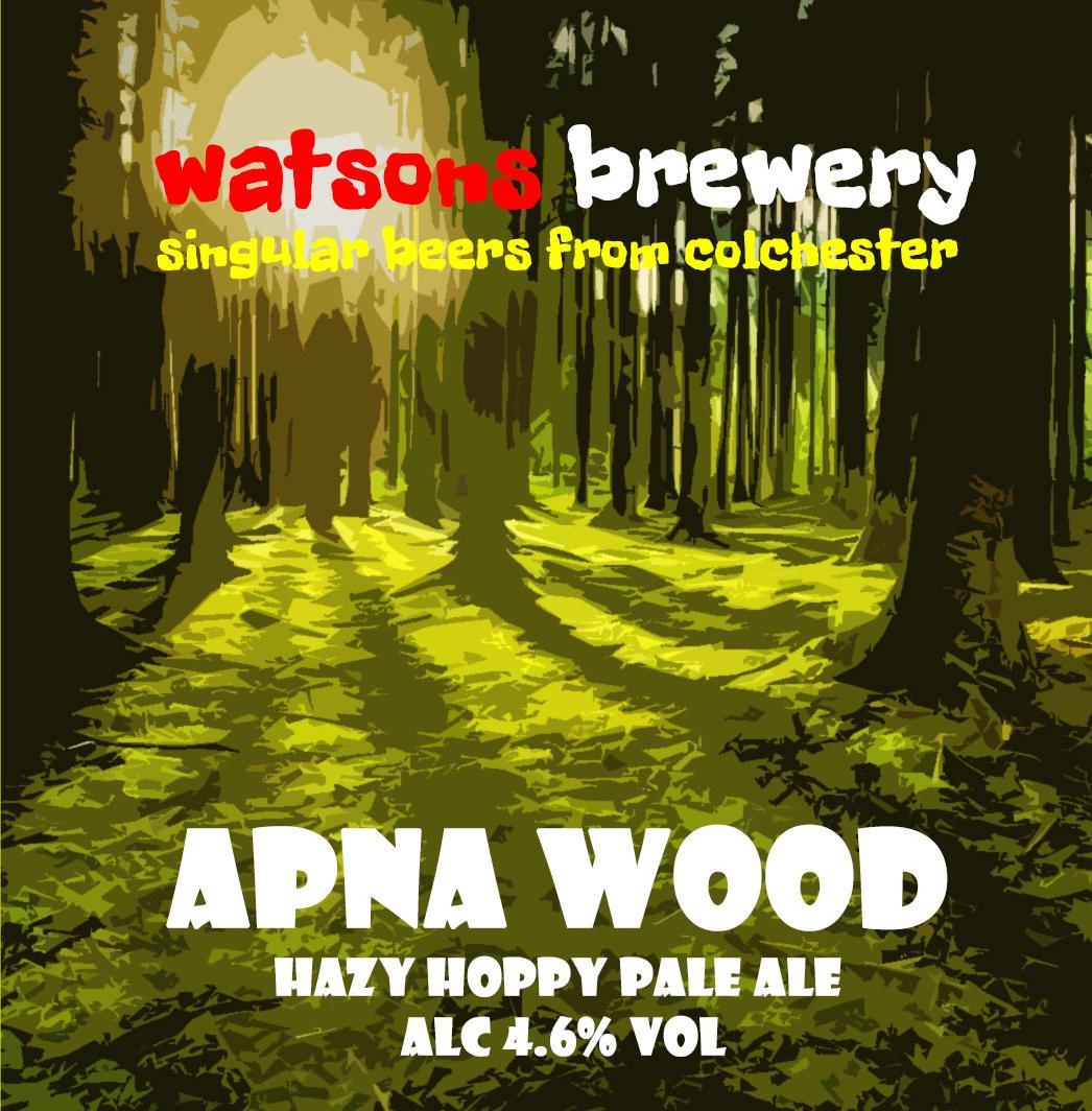 Brew 88 : Apna Wood
