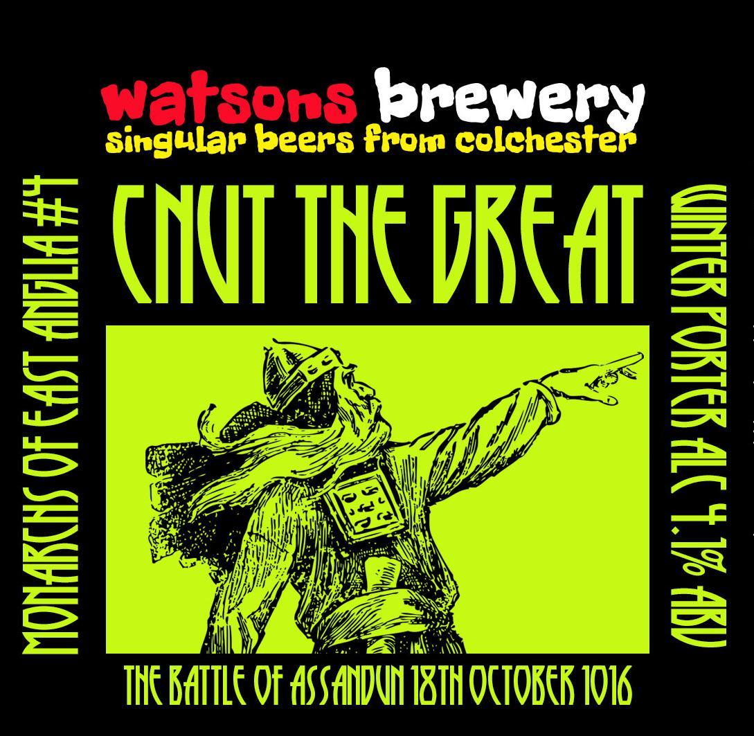 Brew 86 : Cnut the Great
