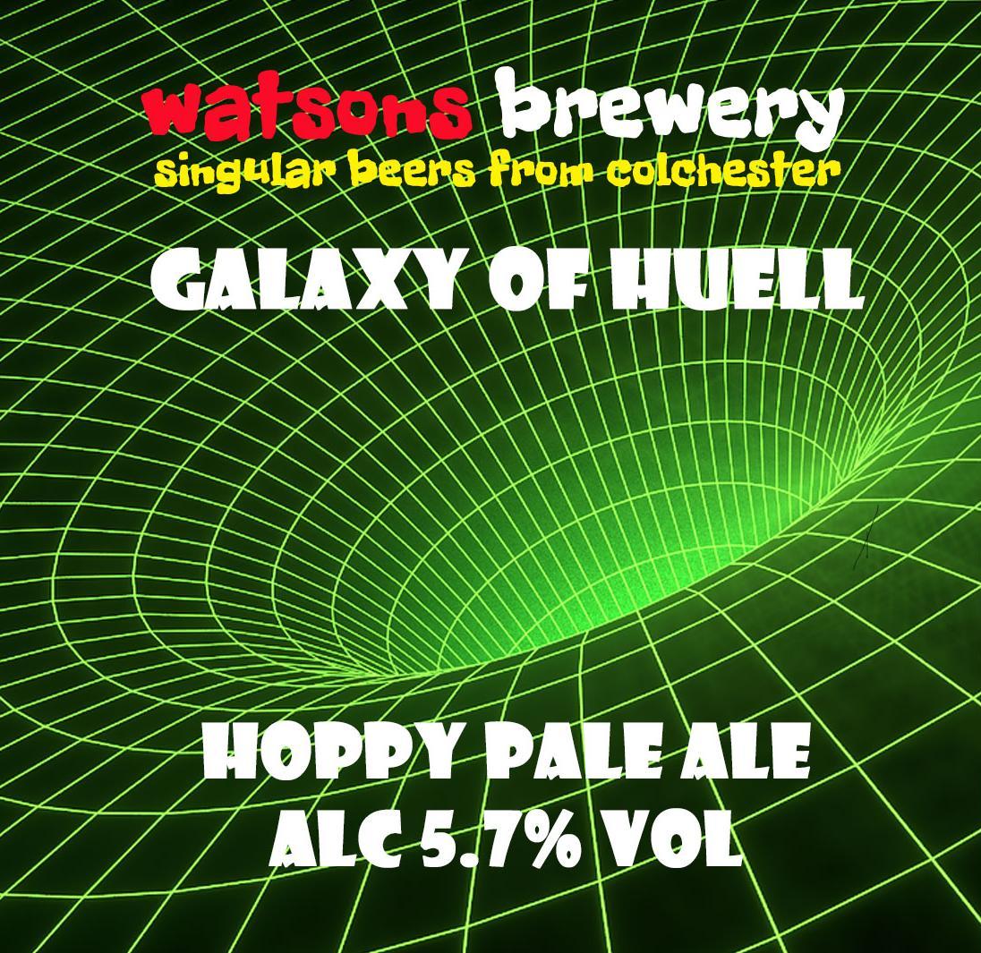 Brew 85 : Galaxy of Huell
