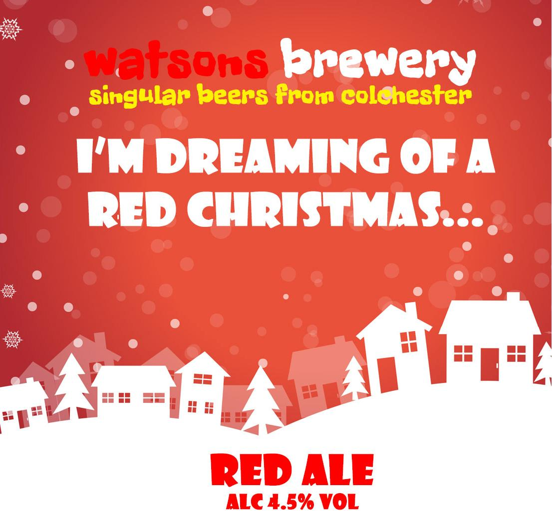 Brew 87 : I'm Dreaming of a Red Xmas