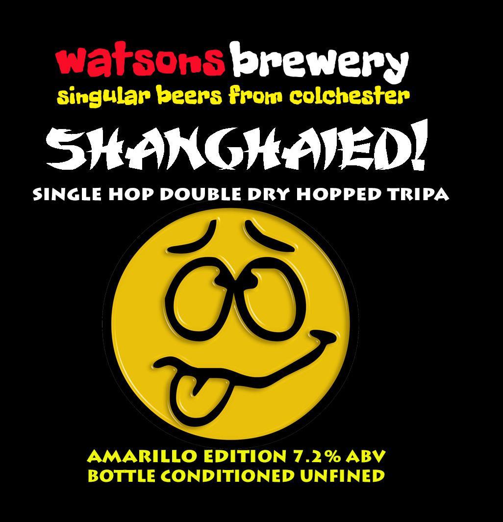 Brew 94 : Shanghaied! Amarillo Edition