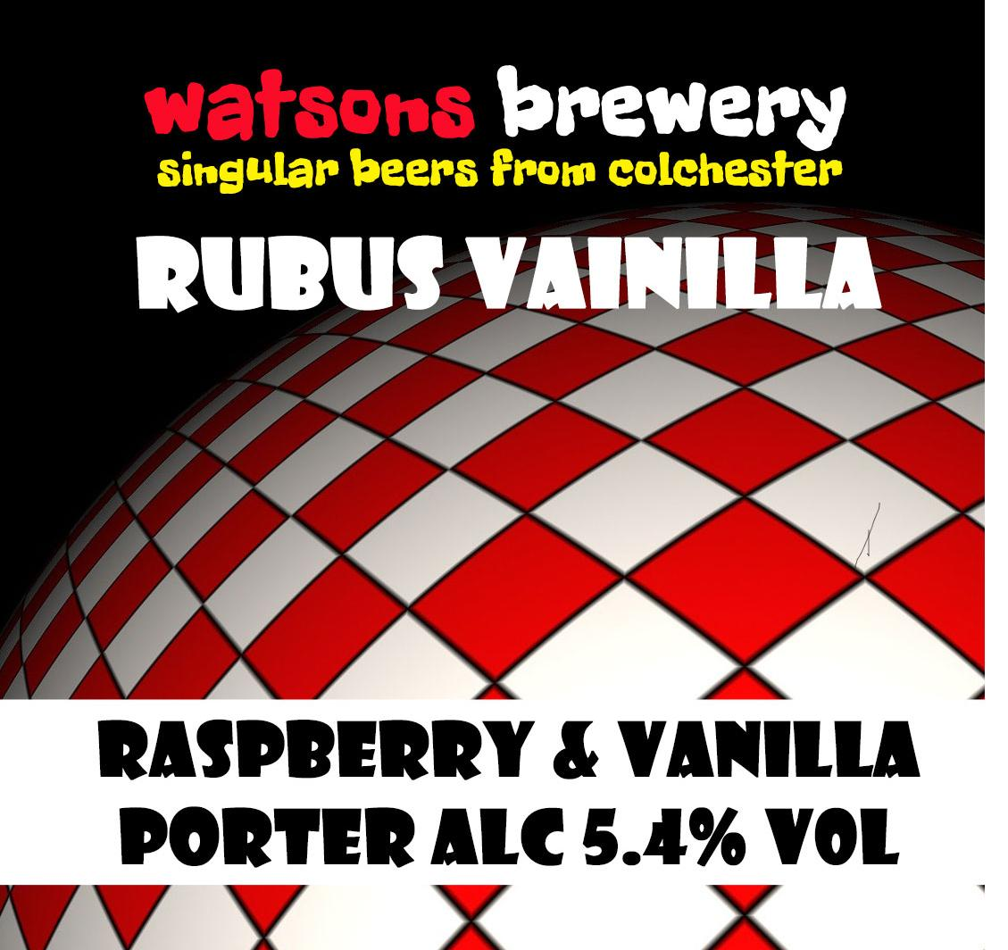 Brew 98 : Rubus Vainilla