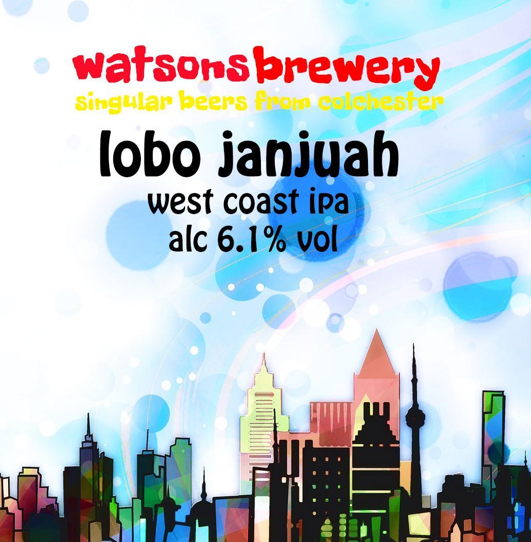 Brew #105 : Lobo Janjuah