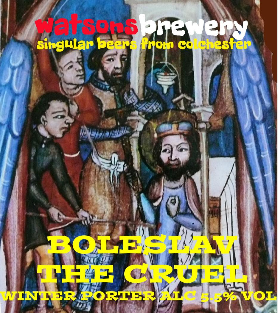 Brew #110 : Boleslav the Cruel