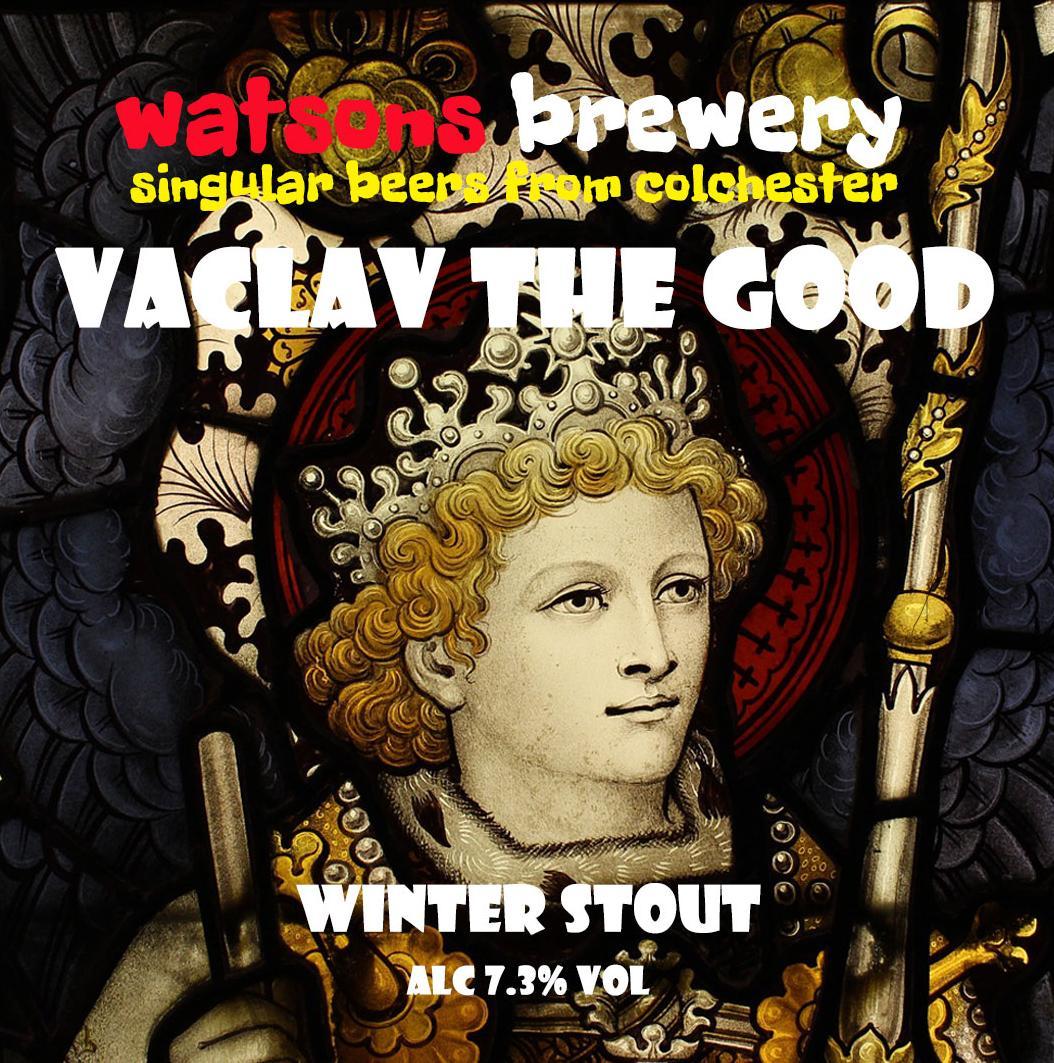 Brew #107 : Vaclav the Good