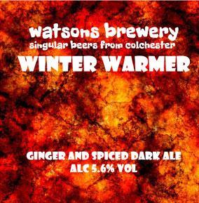 Brew #109 : Winter Warmer