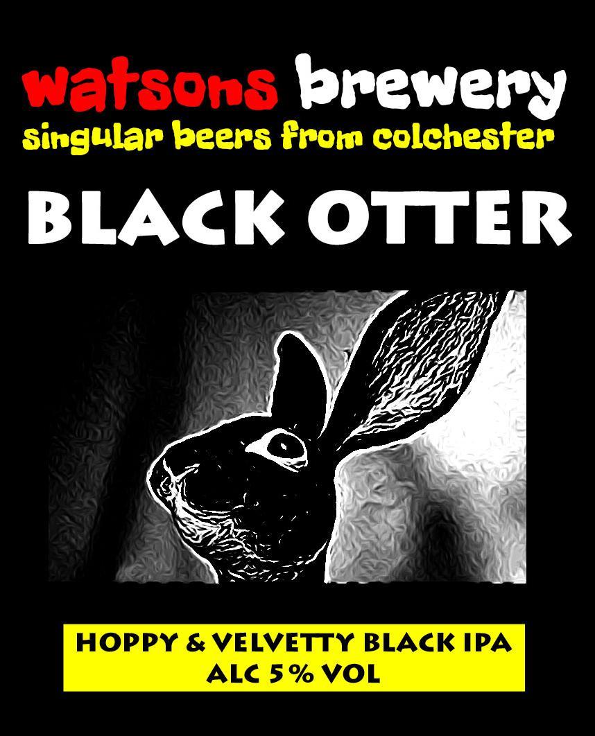 Brew #114 : Black Otter