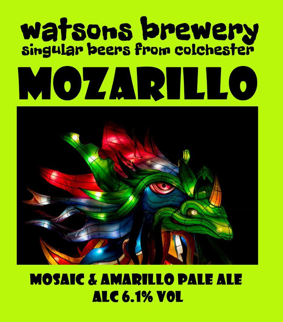 Brew 113 : Mozarillo
