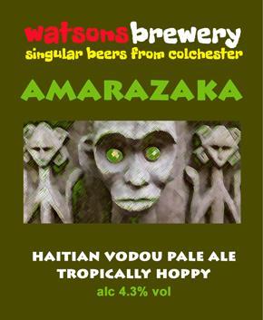 Brew 116 : Amarazaka