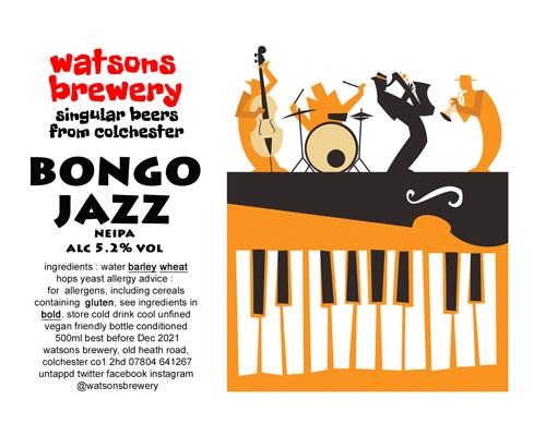 Brew 120 : Bongo Jazz