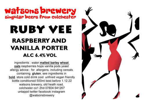 Brew 122 : Ruby Vee