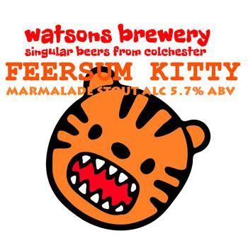 Brew 125 : Feersum Kitty